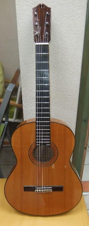 guitare flamenca CUENCA 70F  (1992) Dscf1910