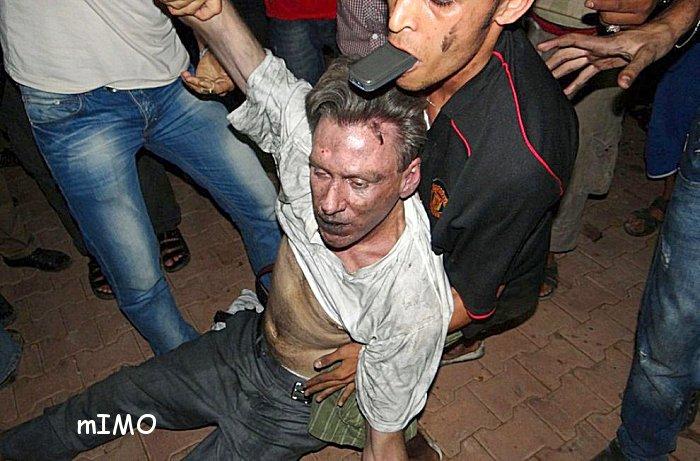 Kadhafi rien ne justifie la brutalité de son assassinat Christ10