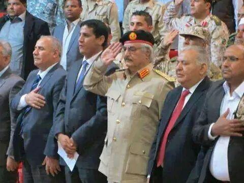 Kadhafi rien ne justifie la brutalité de son assassinat Haftar11
