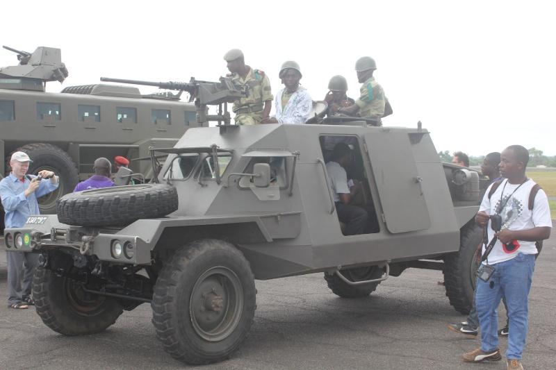 Camouflages Gabonais 07910