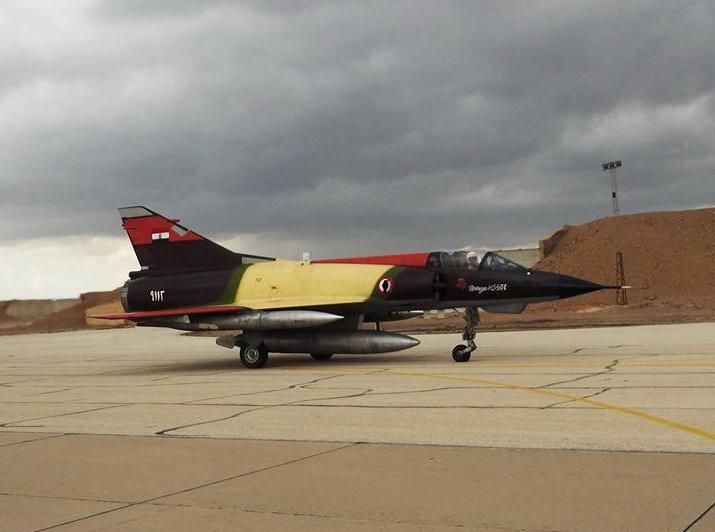 Mirage 5 V  Venézéula 2502p610