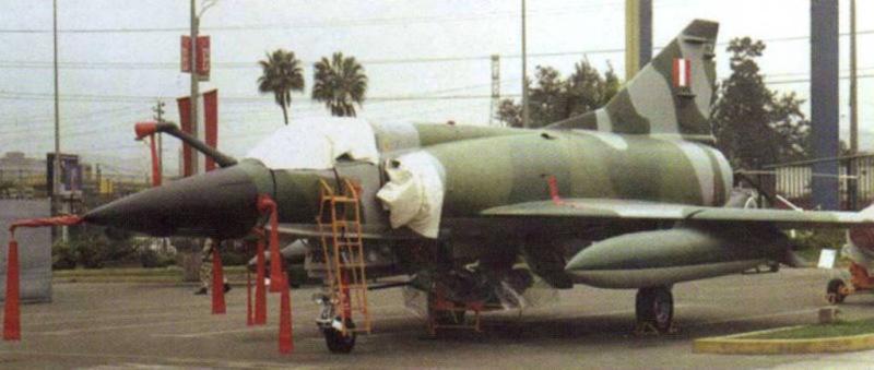 Mirage 5 V  Venézéula 2f618f10
