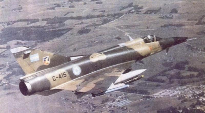 Mirage 5 V  Venézéula 3299810