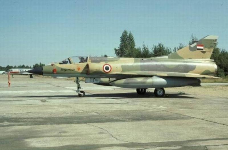 Mirage 5 V  Venézéula 91xx5s10
