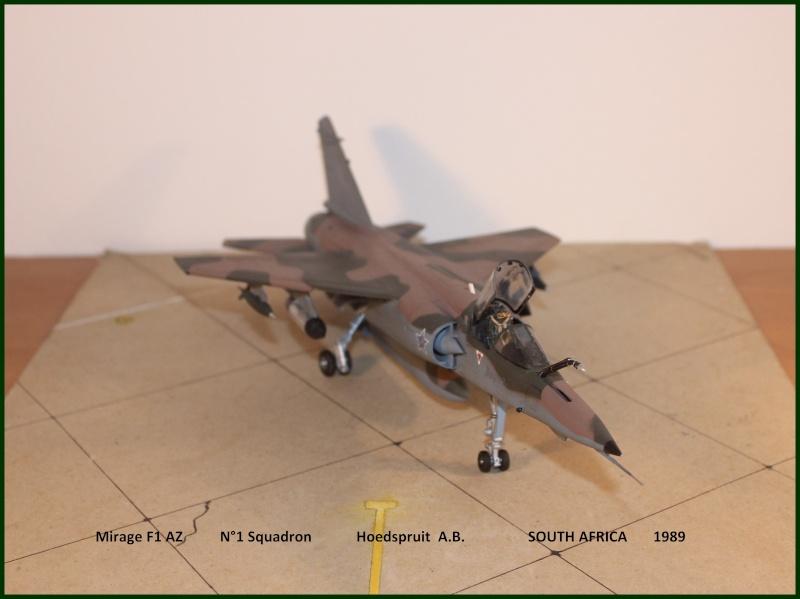 Mirage F1  AD / AZ Italeri 1/48 - Page 2 F1az210