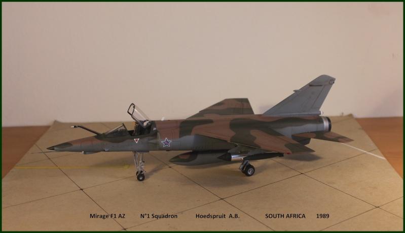 Mirage F1  AD / AZ Italeri 1/48 - Page 2 F1az310