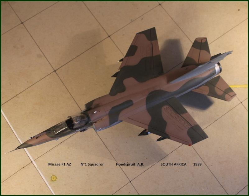Mirage F1  AD / AZ Italeri 1/48 - Page 2 F1az410