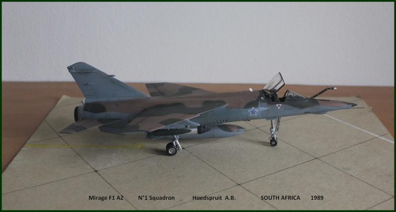 Mirage F1  AD / AZ Italeri 1/48 - Page 2 F1az510