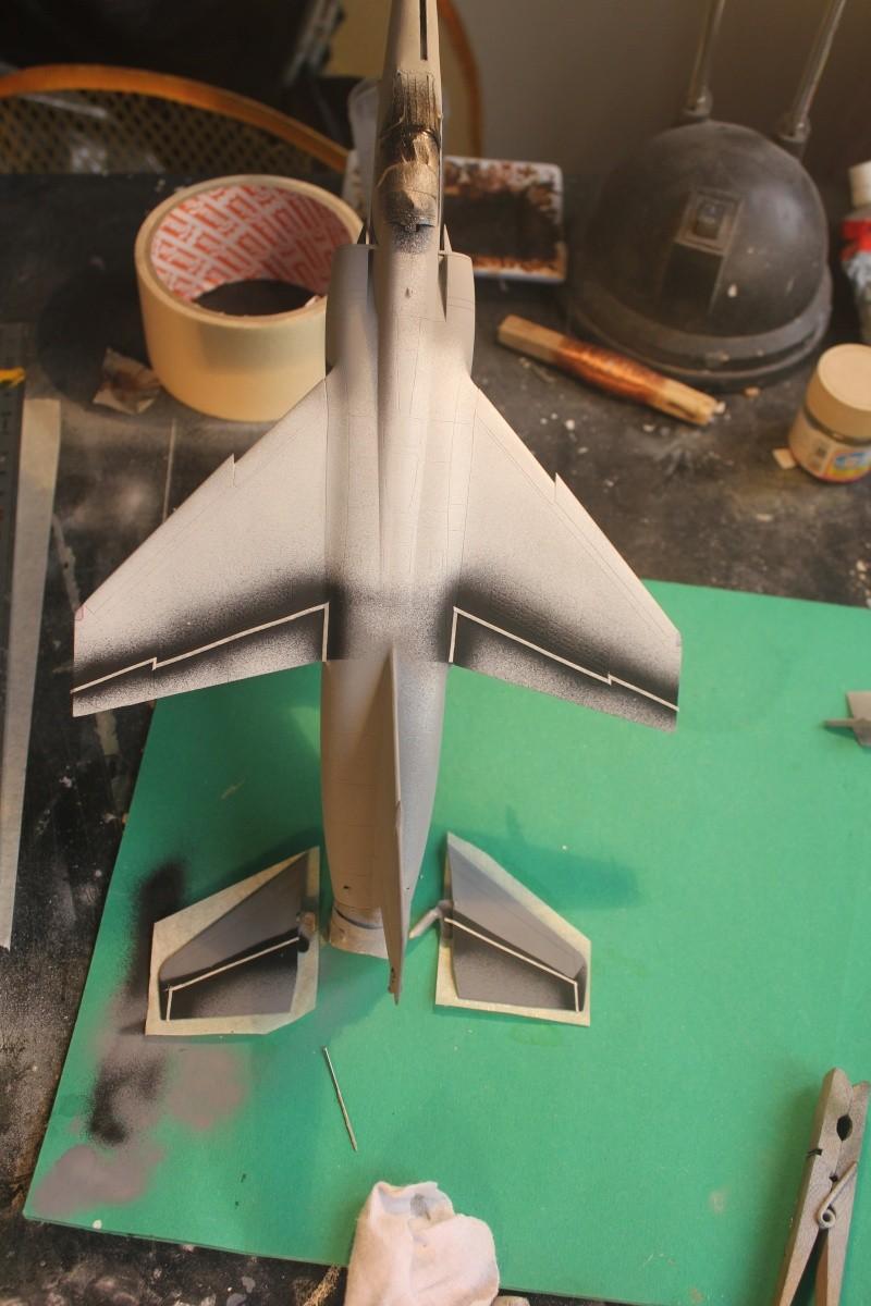Mirage F1  AD / AZ Italeri 1/48 - Page 2 Img_9210