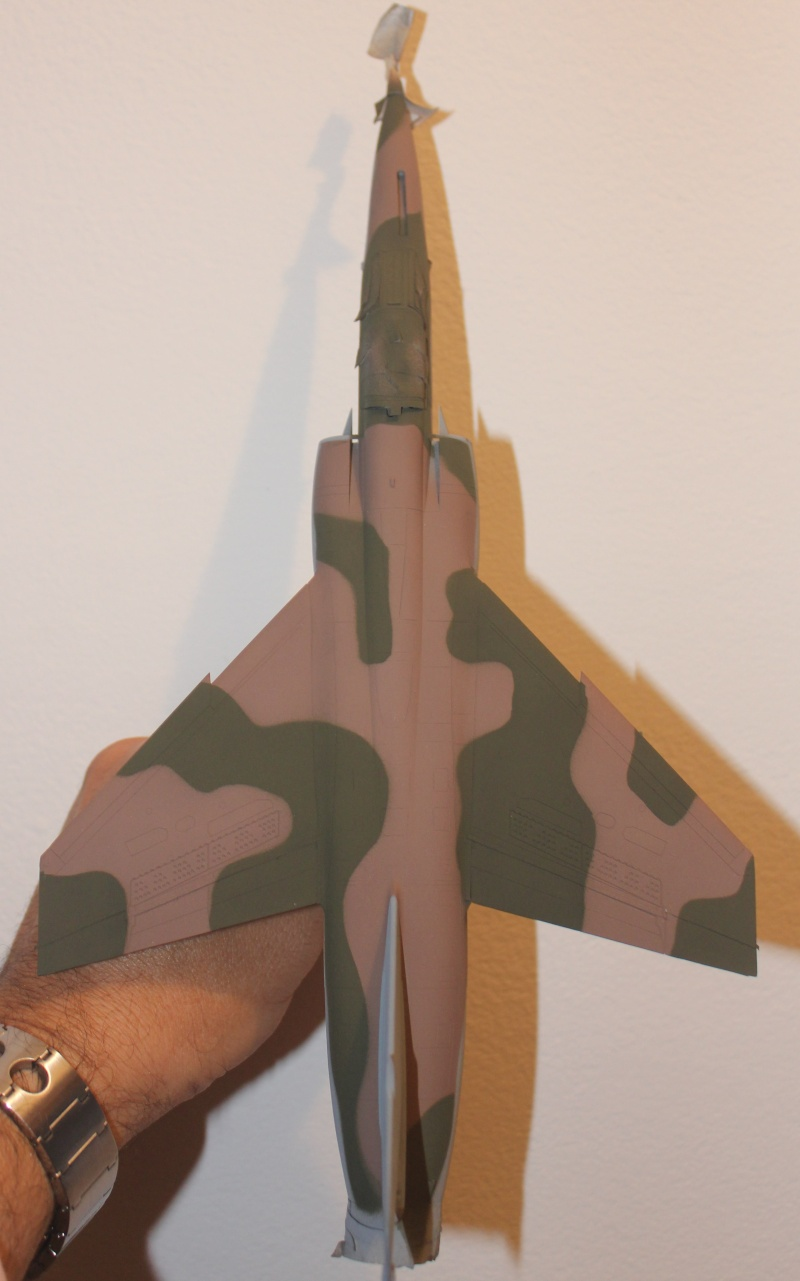 Mirage F1  AD / AZ Italeri 1/48 - Page 2 Img_9224