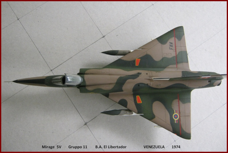 Mirage 5 V  Venézéula Mirag_10