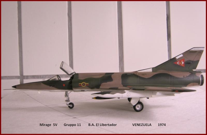 Mirage 5 V  Venézéula Mirag_12