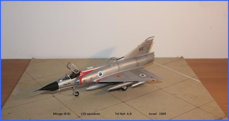 mirage III RJ nez TARMIL Mirage10
