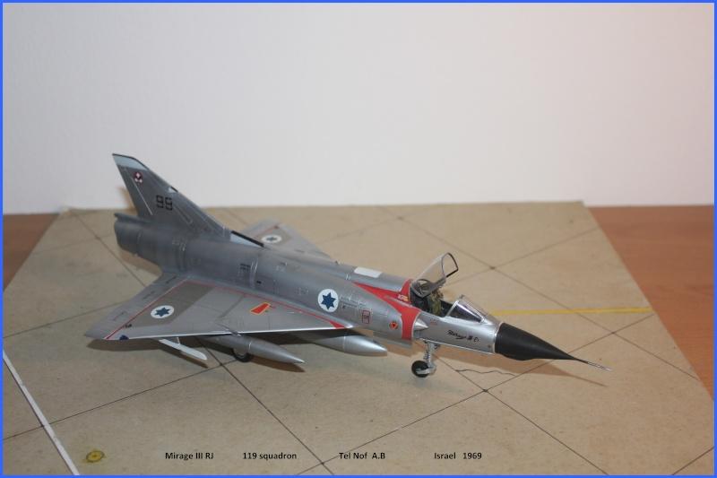 mirage III RJ nez TARMIL Mirage11