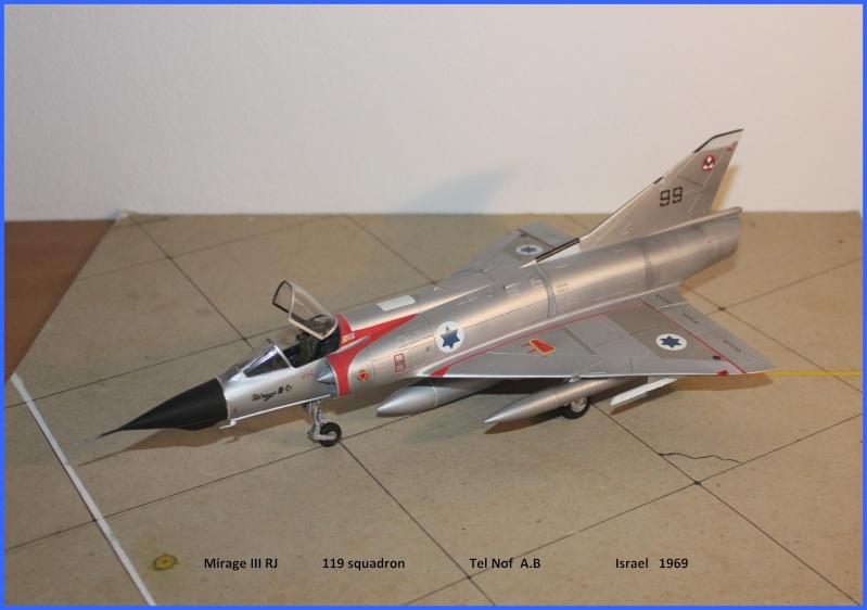 mirage III RJ nez TARMIL Mirage12