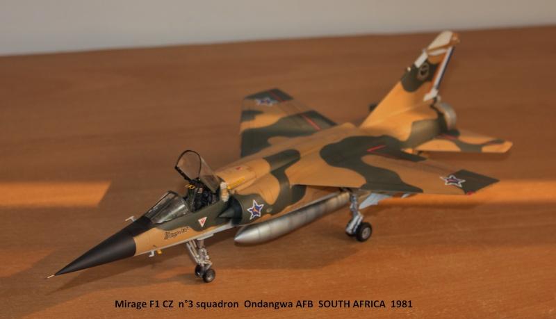 Mirage F1 CZ 1/48 Esci / Italeri Saafmf11