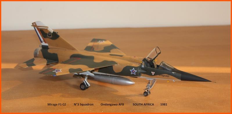Mirage F1 CZ 1/48 Esci / Italeri Saafmf12