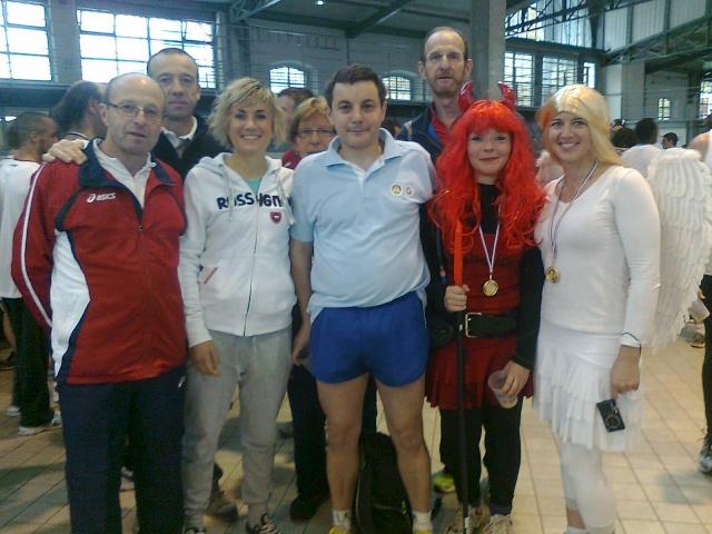 Photos des 10km aux Championnats du Monde vétéran -Lyon 2015 7866_o10