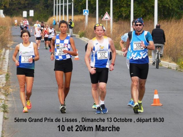 13-10-2019 - Lisses -91- 10 et 20 km marche P1180310