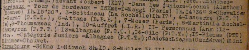 1949 Tour de Caudéran ( Gironde) P1270710