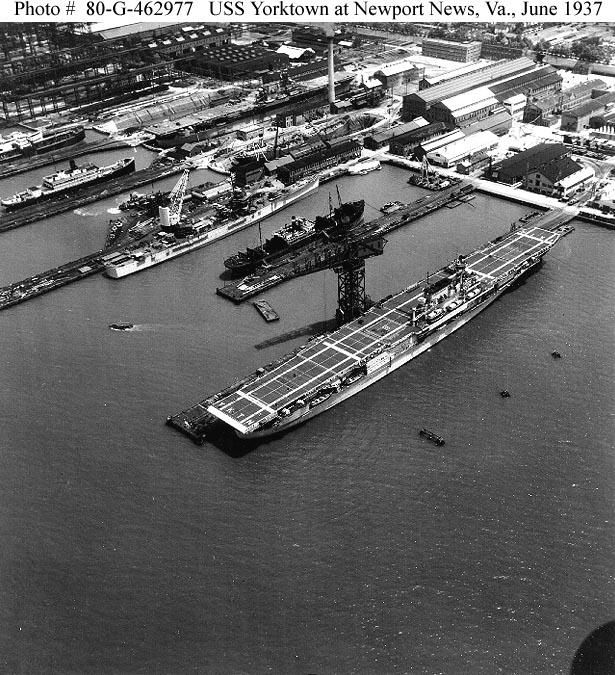 Les porte-avions americains 193710