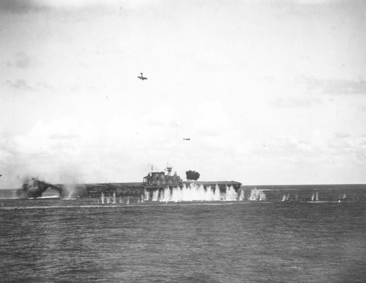 Les porte-avions americains 1horne10