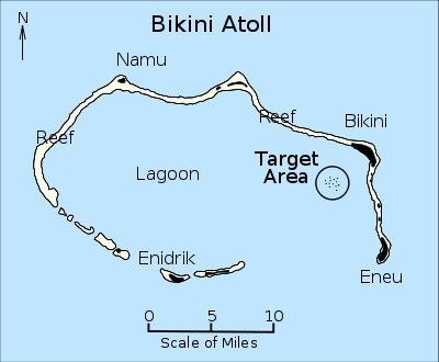 Les porte-avions americains Bikini10