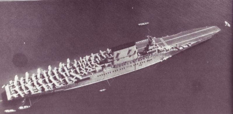 Les porte-avions americains Lexing10