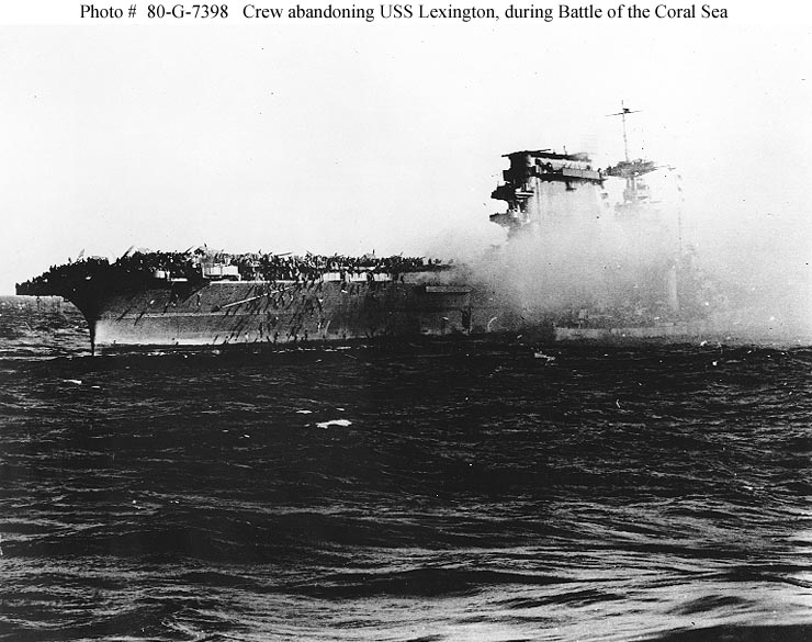 Les porte-avions americains Lexing16