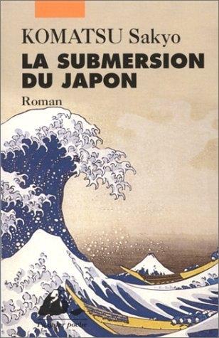 [Komatsu, Sakyo] La submersion du Japon.  Couv1310