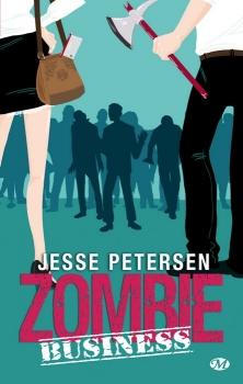[Petersen, Jesse] Zombie thérapie - Tome 2: Zombie business Couv3010