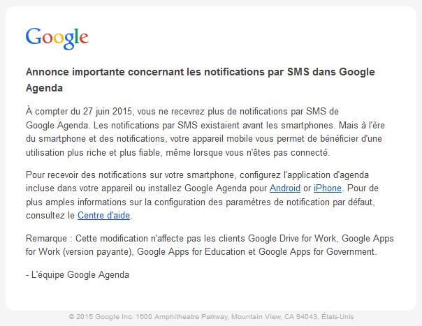 TUTORIEL : Utiliser Google pour envoyer un SMS à la réception d'une alerte mail - Page 4 Screen10