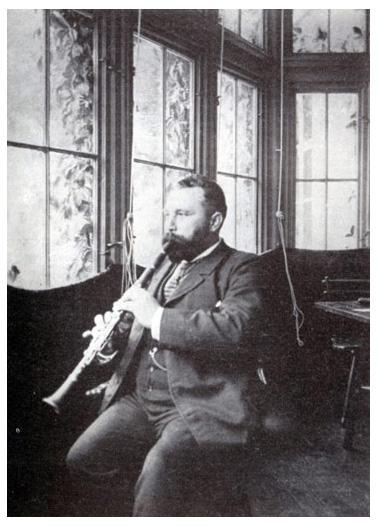 Richard Mühlfeld (1856-1907) Richar10