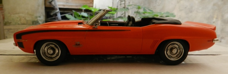 Camaro 69 Convertible Camaro13
