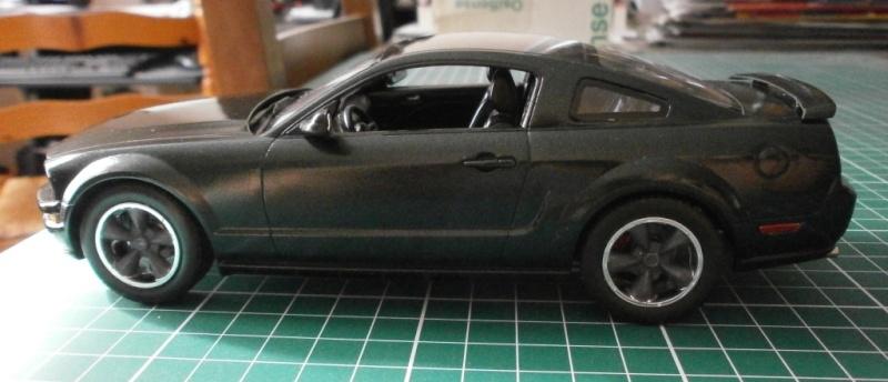 Mustang Bullit 2008 Mustan13
