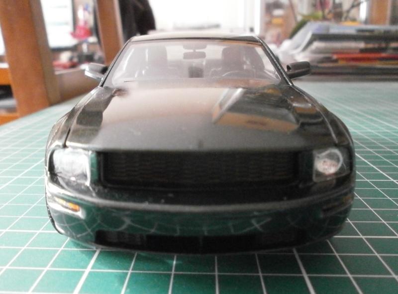 Mustang Bullit 2008 Mustan14