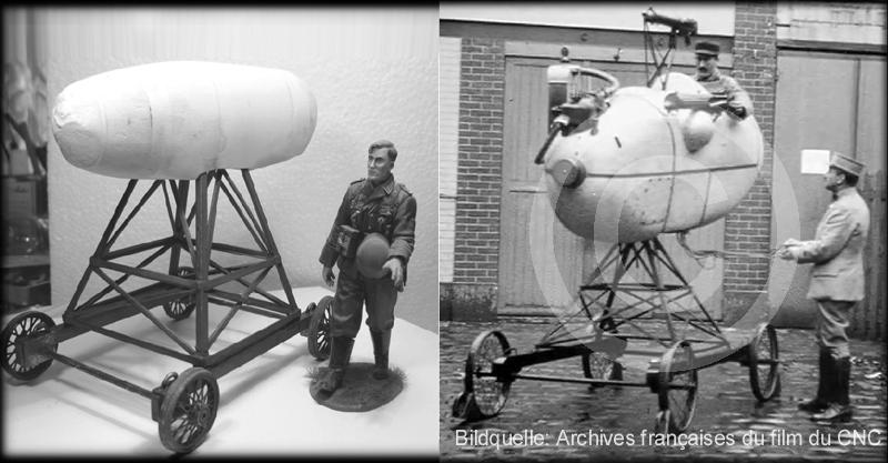 Flugsimulator im ersten Weltkrieg - Diorama im Maßstab 1:16 - Seite 3 Pilote11