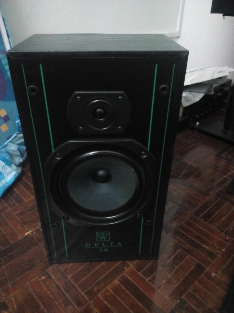 Wharfedale Delta 50 Speaker ( Price Reduced to clear ) Img_2011