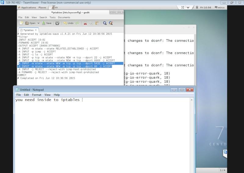 Guide Installing PostgreSQL 9.4 And phpPgAdmin In CentOS 7 12-06-17