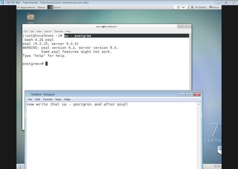 Guide Installing PostgreSQL 9.4 And phpPgAdmin In CentOS 7 12-06-19