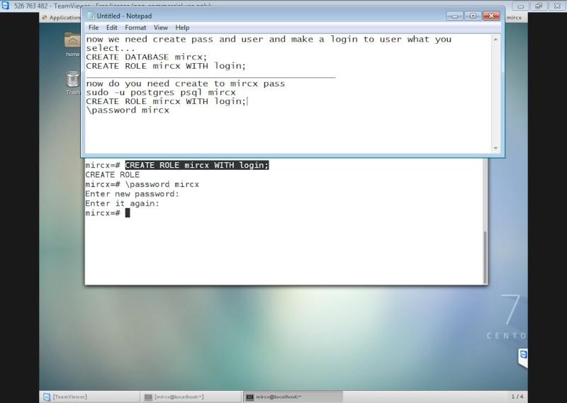 Guide Installing PostgreSQL 9.4 And phpPgAdmin In CentOS 7 12-06-22