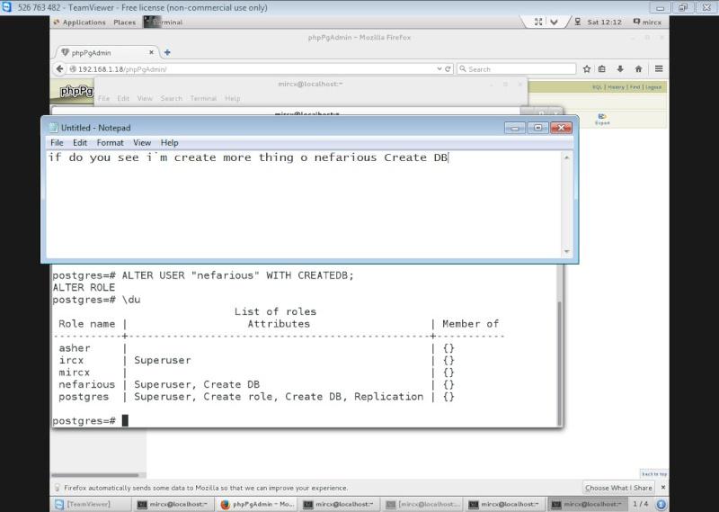 Guide Installing PostgreSQL 9.4 And phpPgAdmin In CentOS 7 13-06-13