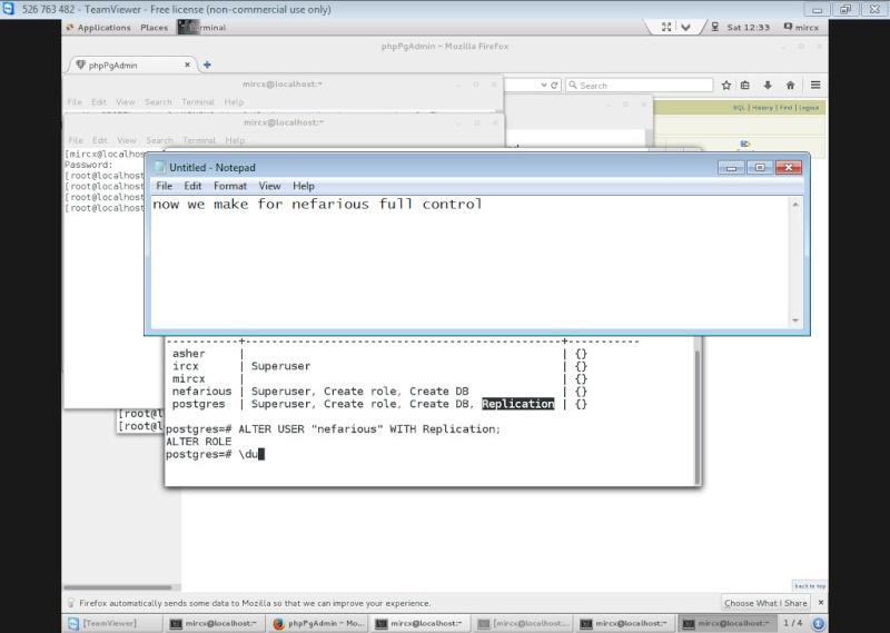 Guide Installing PostgreSQL 9.4 And phpPgAdmin In CentOS 7 13-06-14