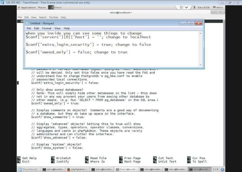 Guide Installing PostgreSQL 9.4 And phpPgAdmin In CentOS 7 13-06-18
