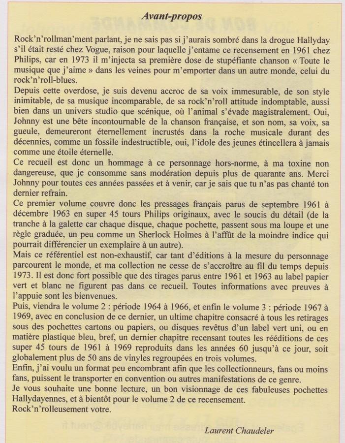 Les super 45 Tours Philips recensement Vol 1 période 61-63 Avantp10
