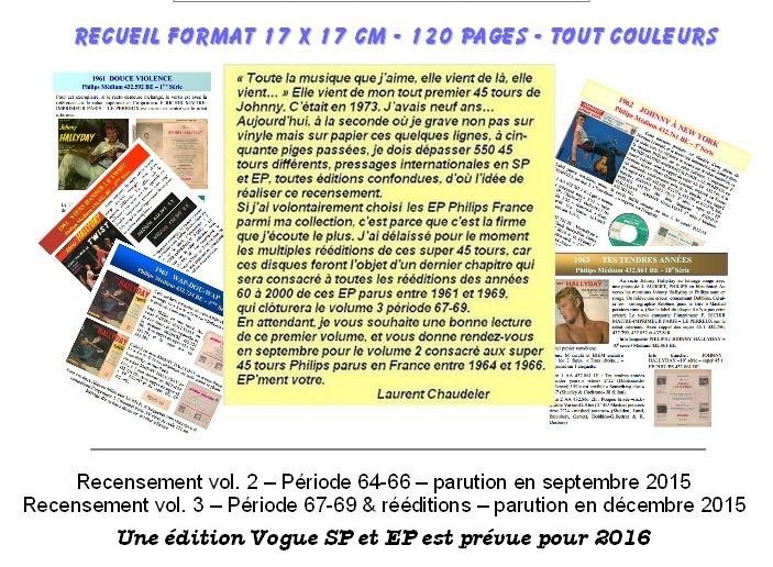 Les super 45 Tours Philips recensement Vol 1 période 61-63 Infopa10