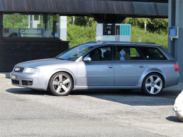 """Topic Officiel > Audi A6 """"C5"""" 1997-2004 [ Berline - Avant - S/RS ] P1010410"""