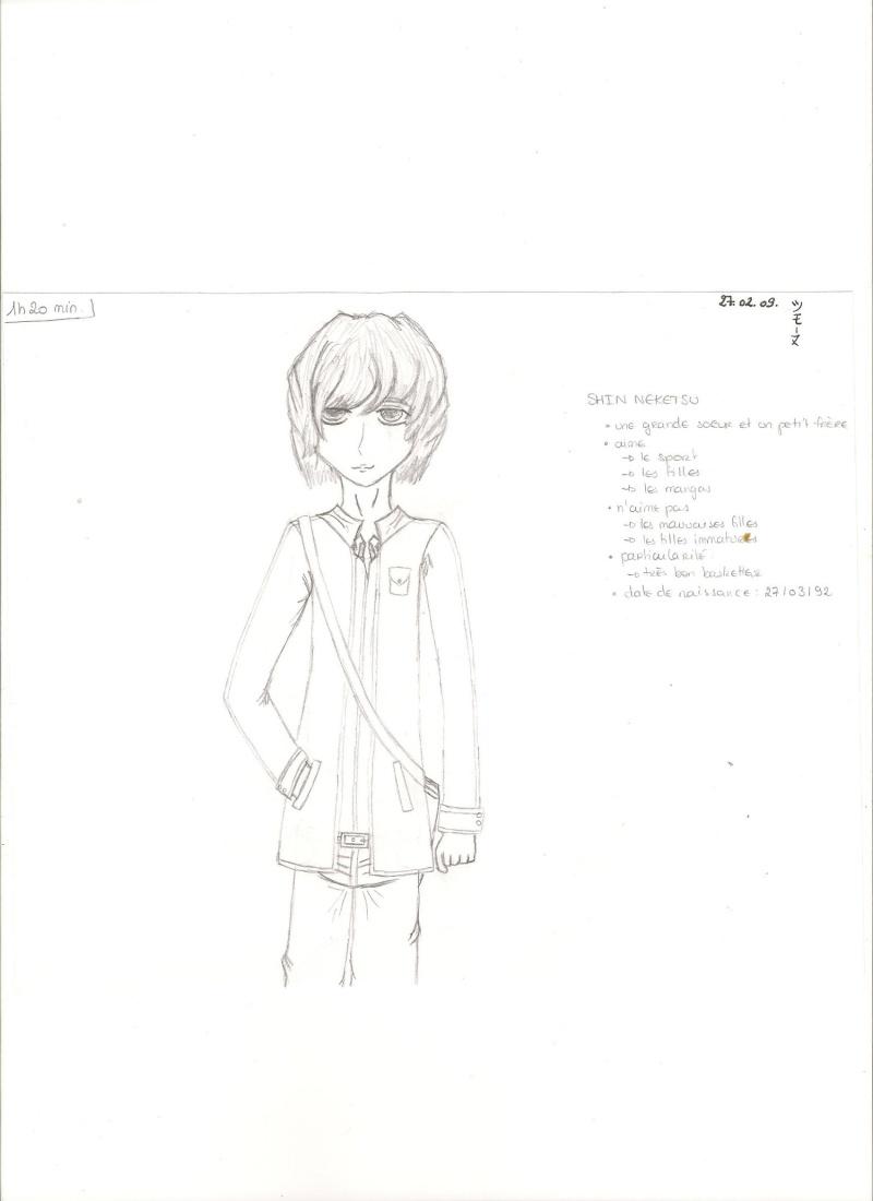 Début d'une BD (manga) Image11