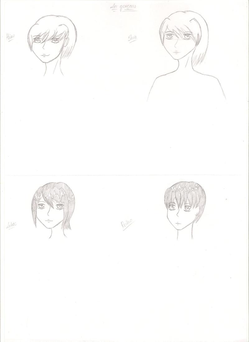 Début d'une BD (manga) Image12