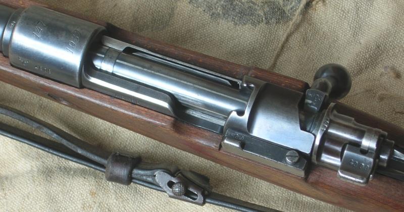 Une belle K98K   J.P Sauer & Sohn et le plaisir des yeux - Page 2 Mauser10